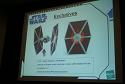 Diamond Comics / Previews Exclusive - Rogue Squadron Tie Fighter, pilot Hobbie Klivian (11/1/2008)