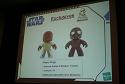 Diamond Comics / Previews Exclusive - Mighty Muggs Ackbar and Shadow Trooper (11/1/2008)