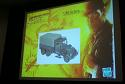 Indiana Jones - Cloth top cargo truck (11/15/2008)