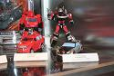 Deluxe class Ironhide and Silverstreak