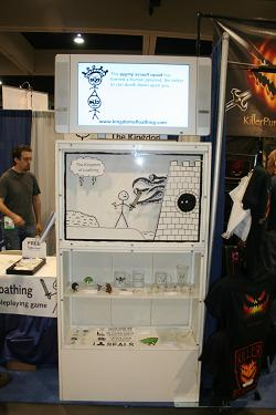 Kingdom of Loathing Booth