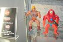 The first two figures in the new He-Man on line sale program