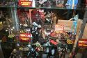 Hellboy II 3 3/4-inch figures, series 1, Oct 2008
