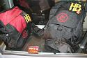 Hellboy II backpacks