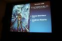 Underworld: Rise of the Lycans; Kevin Grevioux, Andrew Huerta, Nov. 2008