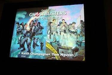 Ghostbusters comic - The Other Side