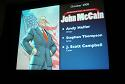 Presidential Material: John McCain; Andy Helfer, Stephen Thompson, J. Scott Campbell, Oct. 2008