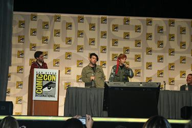 Lost Boys: The Tribe, SDCC Panel