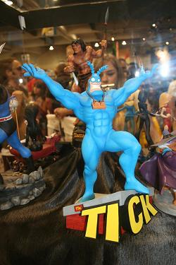 Sideshow Collectibles - The Tick