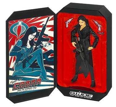 G.I. Joe Exclusive Barroness
