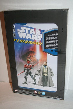 Star Wars - Visionaries, 2-pack