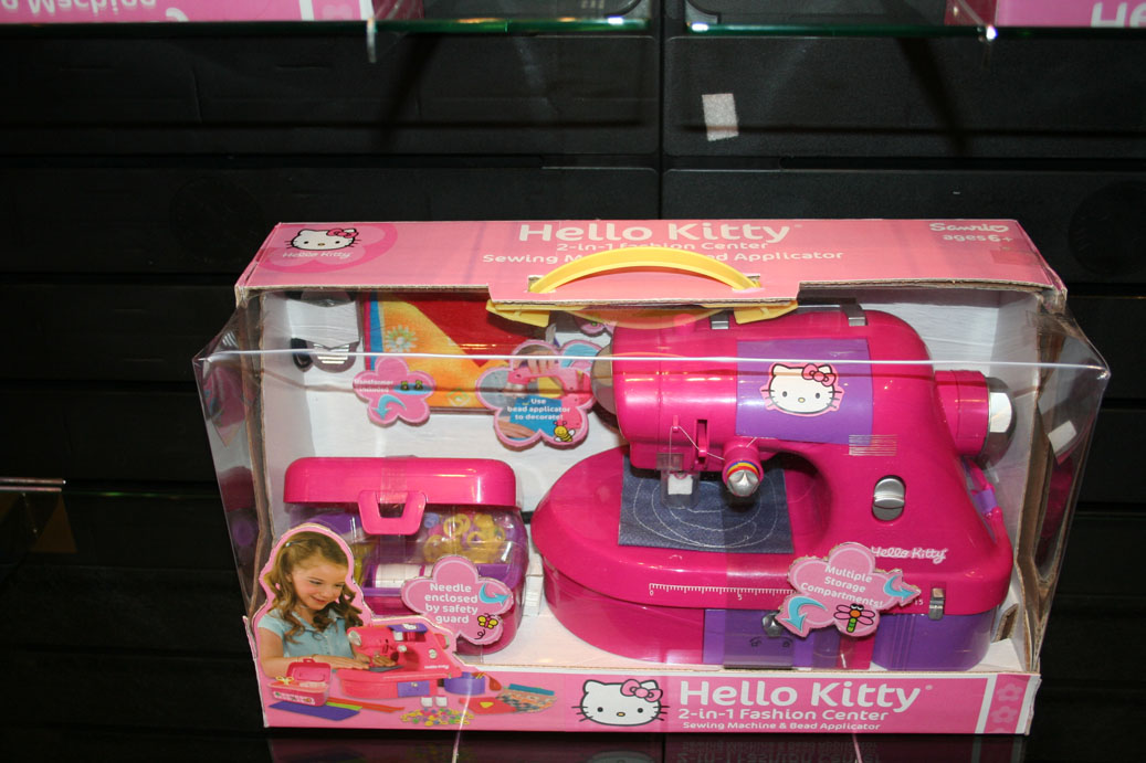 Knitting Games Hello Kitty : Toy fair coverage nkok inc parry game preserve
