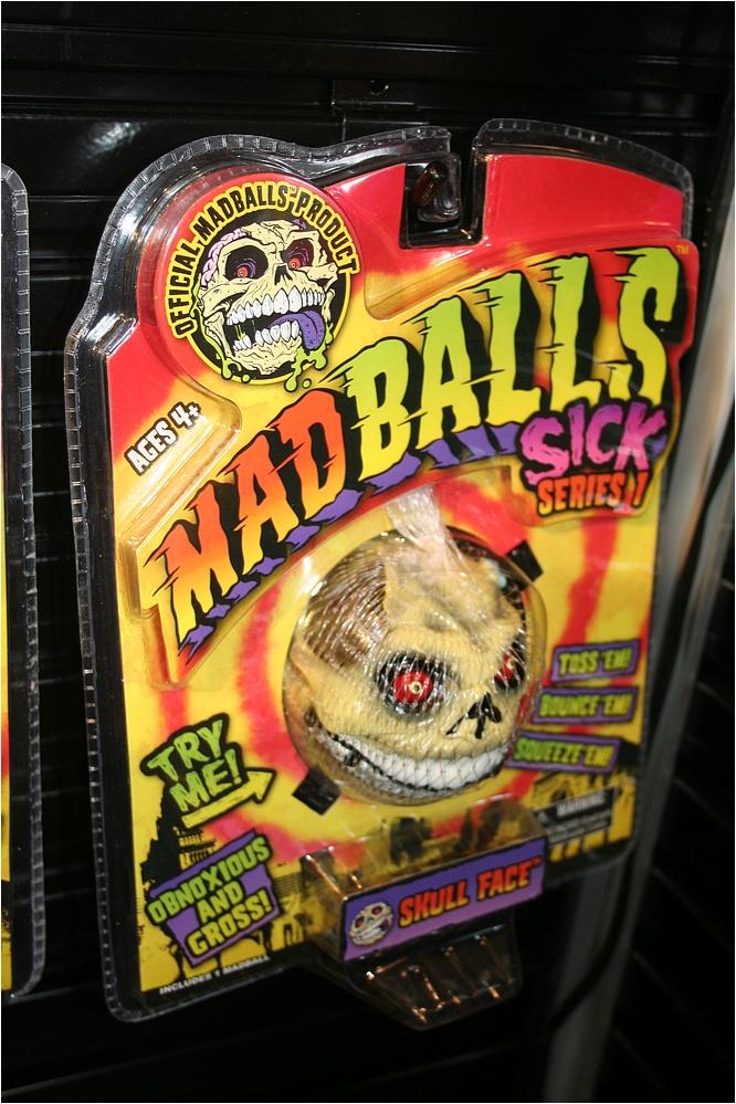 Madballs Parry Game Preserve