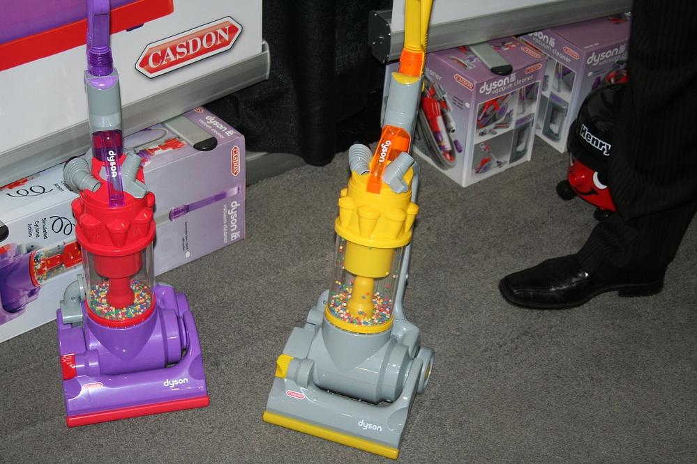 Casdon Mini Dyson Vacuums