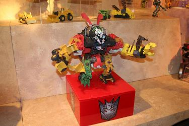 Transformers Movie - Devastator