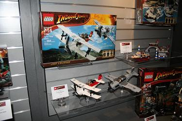 Lego Indiana Jones - Plane Attack
