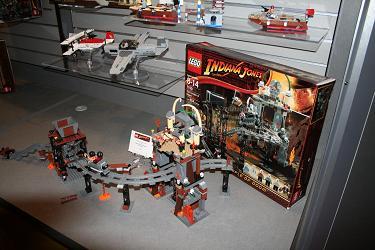 Lego Indiana Jones - Temple of Doom