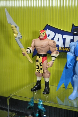 B'Wana Beast - Toy Fair 2009