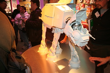 Hasbro Tour - Big AT-AT