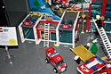 7208 - Fire Station, Set