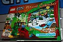 2824 - LEGO City Advent Calendar, Box