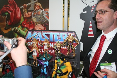 Mattel - Masters of the Universe Classics with Scott Neitlich