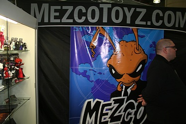 Toy Fair 2010 - Mezco Toyz