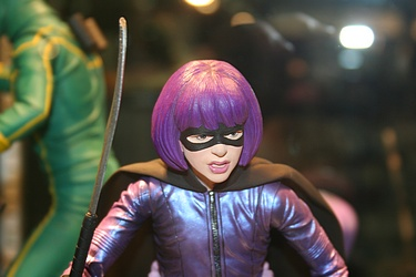 Mezco Toyz - Kick Ass Hit Girl
