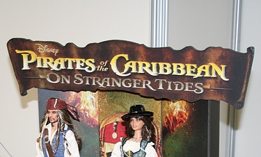 Mattel - Pirates of the Caribbean
