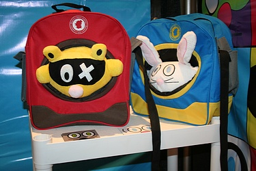 Toy Fair 2012 - Bubele's Patch Buddies