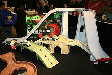 Toy Fair 2012 - Defiants 4x4s