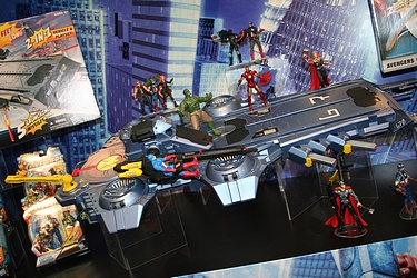 Toy Fair 2012 - Hasbro Galleries - Avengers