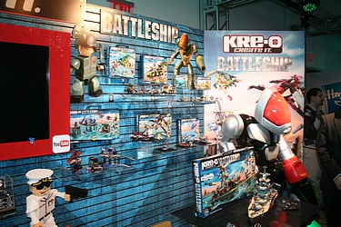 Toy Fair 2012 - Hasbro Galleries - Kre-O