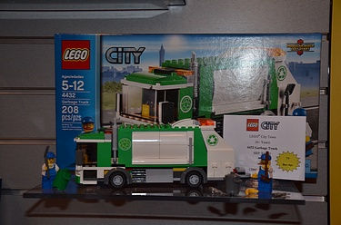 Toy Fair 2012 - Lego City