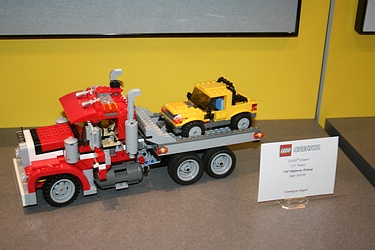 Toy Fair 2012 - Lego Creator
