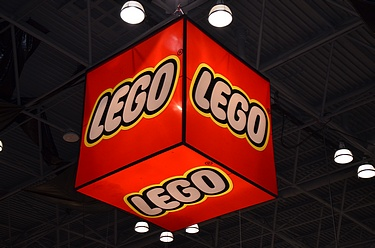 Toy Fair 2012 - Lego
