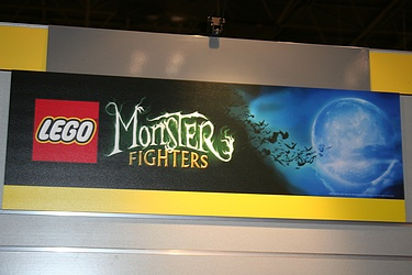 Lego - Monster Fighers