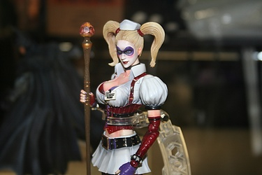 Toy Fair 2012 - Square Enix