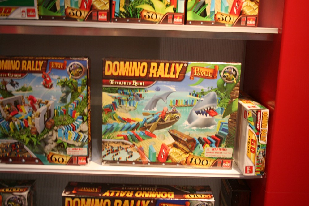 Toy Fair 2013 Coverage - Goliath Toys - Parry Game Preserve