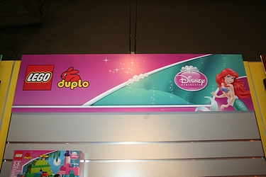 Lego - Duplo - Disney Princess