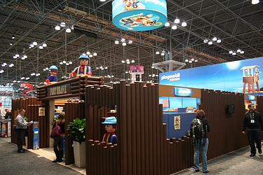 Toy Fair 2013 - Playmobil