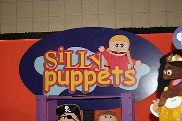 Silly Puppets
