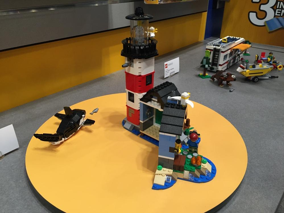 toy fair 2016 coverage lego creator parry game preserve. Black Bedroom Furniture Sets. Home Design Ideas