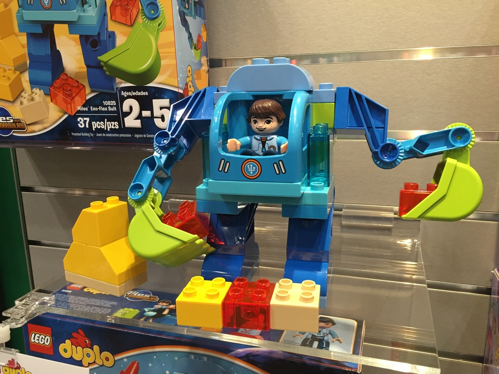 Toy Fair 2016 Coverage - Lego: Duplo - Parry Game Preserve