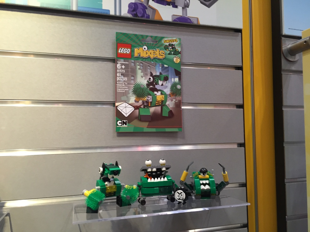 Toy Fair 2016 Coverage - Lego: Mixels - Parry Game Preserve