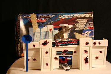 Flash Force Base