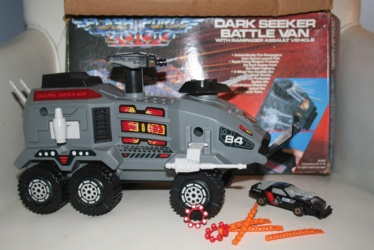 Flash Force 2000 - Dark Seeker Battle Van