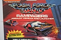 Flash Force 2000: Destructo - Rampagers