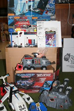 Flash Force 2000 set from DoctorKent