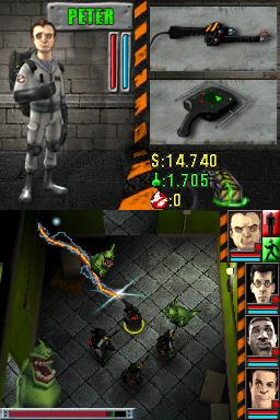 Ghostbusters: The Vidoo Game from Atari for DS